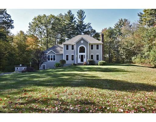Частный односемейный дом для того Продажа на 7 Rufus Putnam Place 7 Rufus Putnam Place Rutland, Массачусетс 01543 Соединенные Штаты