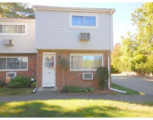 Appartement en copropriété pour l Vente à 70 Sheri Lane 70 Sheri Lane Agawam, Massachusetts 01001 États-Unis