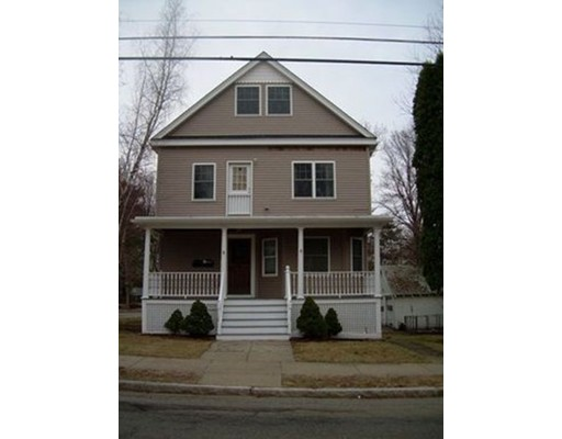 Single Family Home for Rent at 58 Warwick Road Melrose, Massachusetts 02176 United States