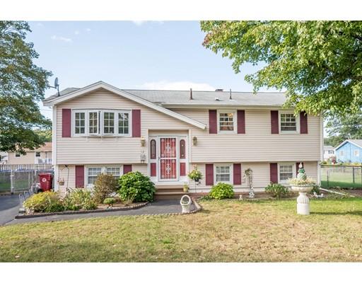 Casa Unifamiliar por un Venta en 52 Westwind Road 52 Westwind Road Lowell, Massachusetts 01852 Estados Unidos