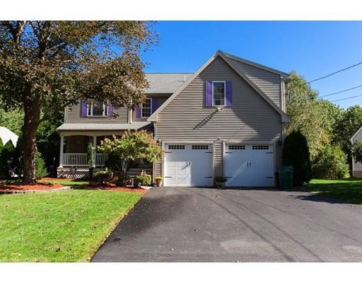 Maison unifamiliale pour l Vente à 41 Prescott Street 41 Prescott Street Attleboro, Massachusetts 02703 États-Unis