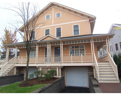 Condominium for Rent at 16 Russell Pl #16 16 Russell Pl #16 Arlington, Massachusetts 02474 United States