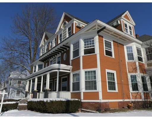 Condominium for Rent at 405 Main St #2 405 Main St #2 Haverhill, Massachusetts 01830 United States