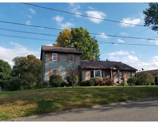 独户住宅 为 销售 在 41 Ruskin Street 41 Ruskin Street Chicopee, 马萨诸塞州 01020 美国