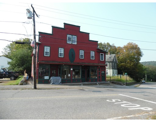 Commercial for Sale at 4 Church Street 4 Church Street Hardwick, Massachusetts 01031 United States