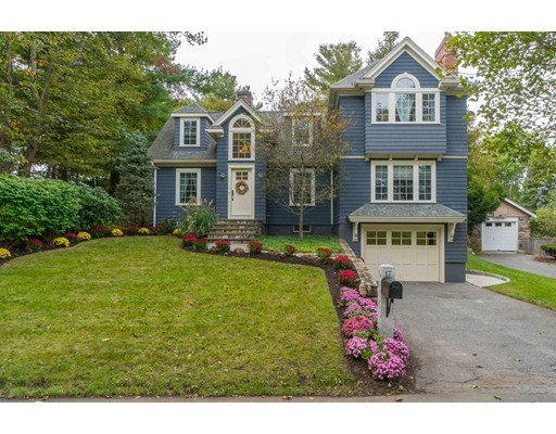 Single Family Home for Sale at 17 Rustic Road 17 Rustic Road Stoneham, Massachusetts 02180 United States