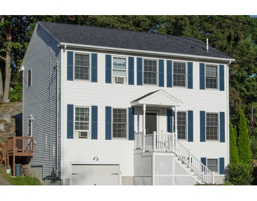 Single Family Home for Sale at 23 Savoy Street 23 Savoy Street Lynn, Massachusetts 01904 United States