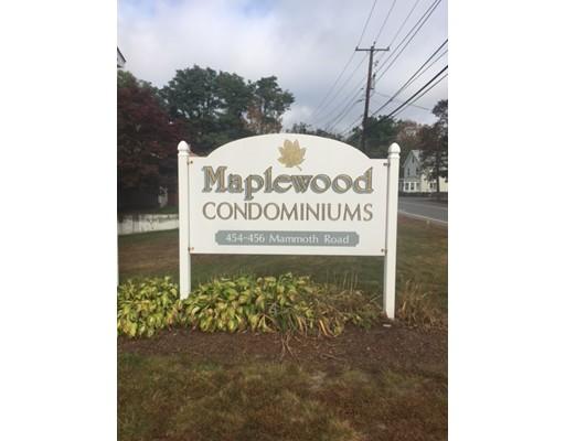شقة بعمارة للـ Sale في 456 Mammoth Road 456 Mammoth Road Dracut, Massachusetts 01826 United States