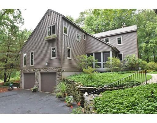 Maison avec plusieurs logements pour l Vente à 73 Bullard Road 73 Bullard Road Princeton, Massachusetts 01541 États-Unis