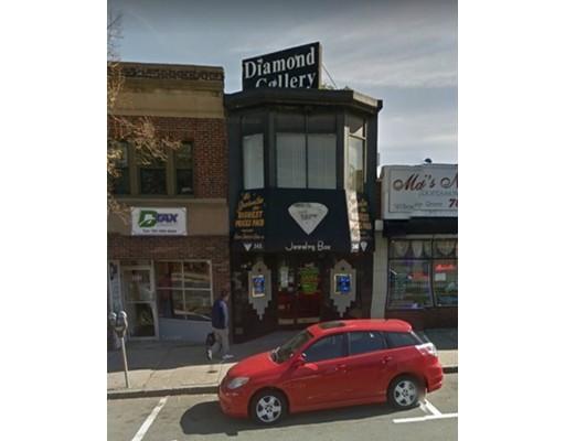 商用 为 销售 在 345 Broadway 345 Broadway Revere, 马萨诸塞州 02151 美国