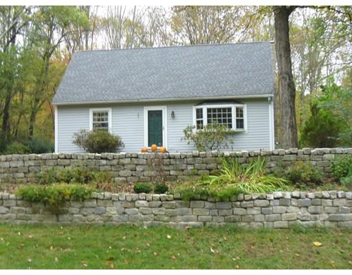 独户住宅 为 销售 在 91 Pierce Road 91 Pierce Road West Brookfield, 马萨诸塞州 01585 美国