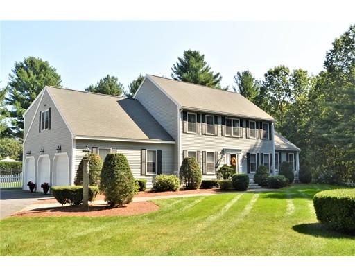 Single Family Home for Sale at 46 Hemlock Lane 46 Hemlock Lane Lancaster, Massachusetts 01523 United States