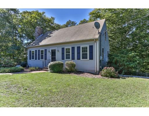 Casa Unifamiliar por un Venta en 294 Greenland Pond Road 294 Greenland Pond Road Brewster, Massachusetts 02631 Estados Unidos