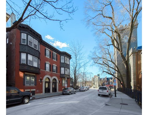 Photo of Devens Street #1