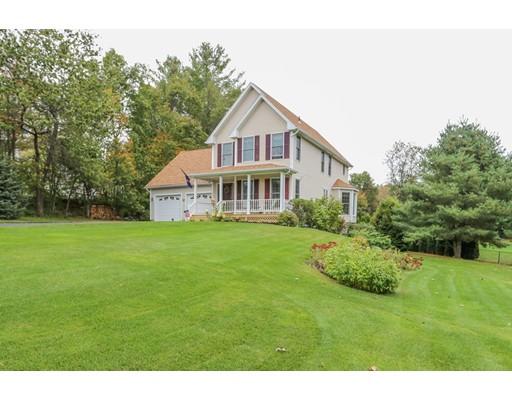 واحد منزل الأسرة للـ Sale في 3 Fieldstone Drive 3 Fieldstone Drive Palmer, Massachusetts 01069 United States