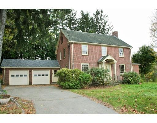 Частный односемейный дом для того Продажа на 1429 Main Street 1429 Main Street Holden, Массачусетс 01520 Соединенные Штаты