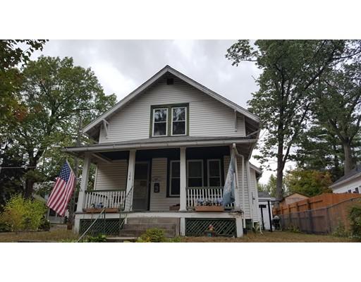 独户住宅 为 销售 在 104 Rollins Street Springfield, 马萨诸塞州 01109 美国