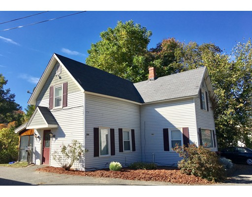 Single Family Home for Sale at 320 Deerfield Street 320 Deerfield Street Greenfield, Massachusetts 01301 United States