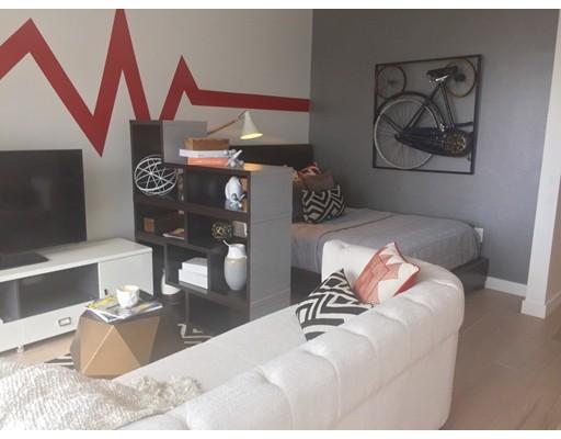Квартира для того Аренда на 55 Traveler Street #1509 55 Traveler Street #1509 Boston, Массачусетс 02118 Соединенные Штаты
