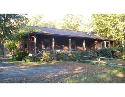 Частный односемейный дом для того Продажа на 2 Birch Hill Road 2 Birch Hill Road Blandford, Массачусетс 01008 Соединенные Штаты