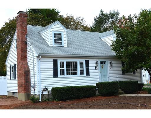 Casa Unifamiliar por un Venta en 5 Arlene Avenue Stoneham, Massachusetts 02180 Estados Unidos