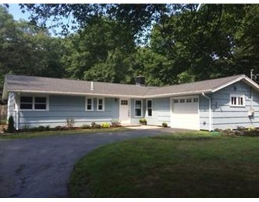 Single Family Home for Sale at 21 Nadine Road 21 Nadine Road Framingham, Massachusetts 01701 United States