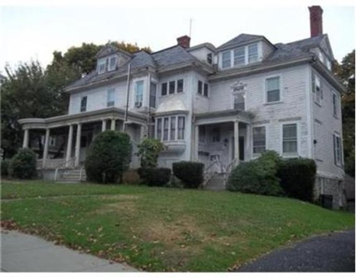 Commercial for Sale at 764 Rock Street 764 Rock Street Fall River, Massachusetts 02720 United States