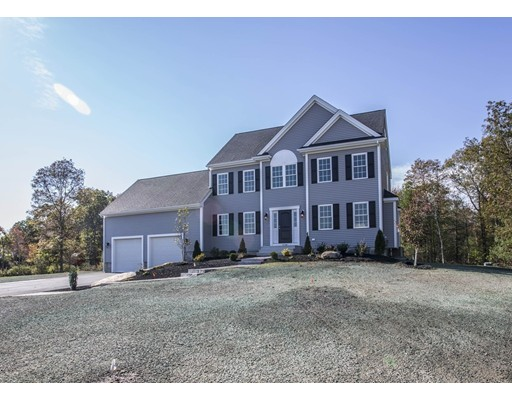 Single Family Home for Sale at 23 Sonny's Way 23 Sonny's Way Dighton, Massachusetts 02715 United States