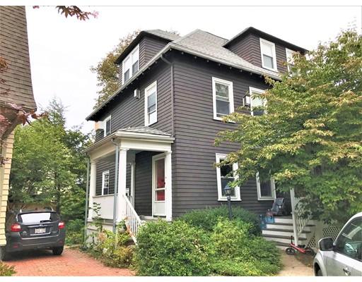 Casa Unifamiliar por un Alquiler en 5 Rindge Cambridge, Massachusetts 02140 Estados Unidos