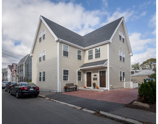 Condominium for Sale at 25 Carlton Street 25 Carlton Street Salem, Massachusetts 01970 United States
