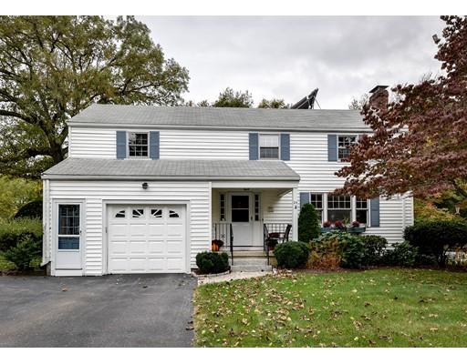 Single Family Home for Sale at 24 Sunset Drive 24 Sunset Drive Framingham, Massachusetts 01701 United States