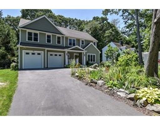 Single Family Home for Rent at 80 Sylvan Road 80 Sylvan Road Needham, Massachusetts 02492 United States