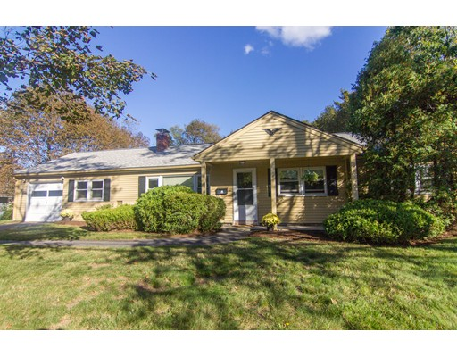 Single Family Home for Sale at 13 Wethersfield Road 13 Wethersfield Road Natick, Massachusetts 01760 United States