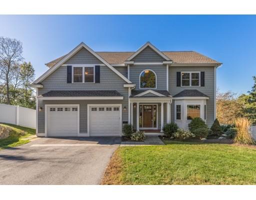 獨棟家庭住宅 為 出售 在 5 Rockland Avenue 5 Rockland Avenue Arlington, 麻塞諸塞州 02474 美國