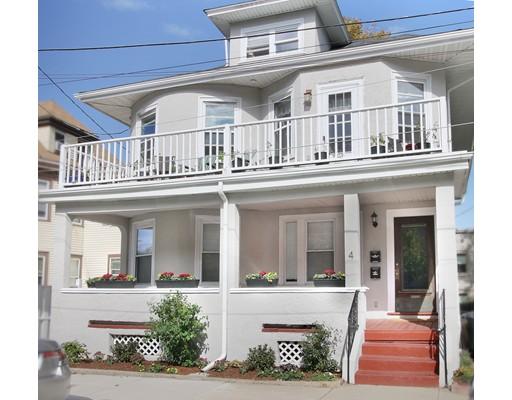 شقة بعمارة للـ Sale في 4 Mt. Cushing Terrace 4 Mt. Cushing Terrace Boston, Massachusetts 02125 United States