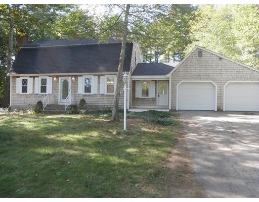 独户住宅 为 销售 在 28 Great Meadow Drive 28 Great Meadow Drive Carver, 马萨诸塞州 02330 美国