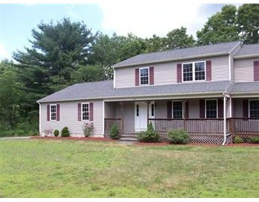联栋屋 为 出租 在 246 Elm Street #246 246 Elm Street #246 Blackstone, 马萨诸塞州 01504 美国