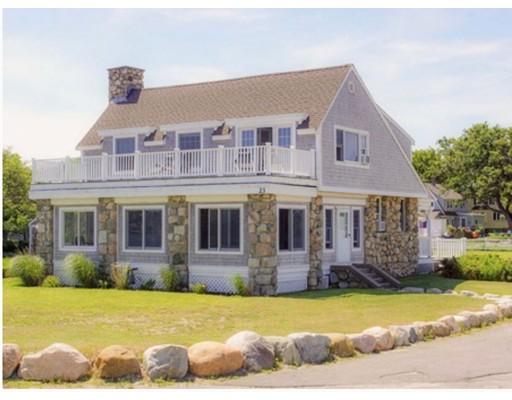 独户住宅 为 出租 在 23 Oceandside Drive 23 Oceandside Drive 斯基尤特, 马萨诸塞州 02066 美国