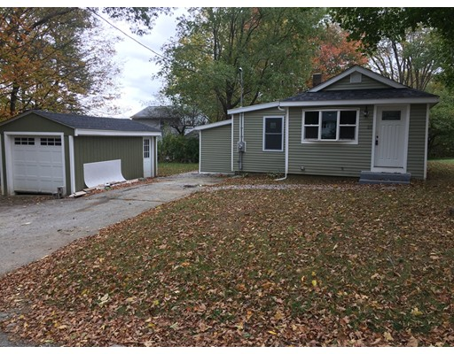 Single Family Home for Sale at 10 Oak Road Charlton, Massachusetts 01507 United States