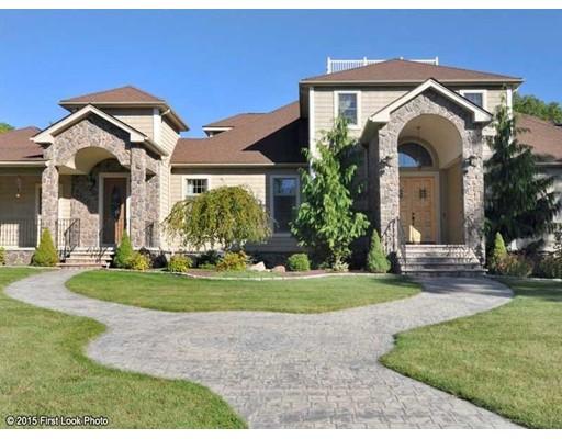 Maison unifamiliale pour l Vente à 286 Carpenter Road 286 Carpenter Road Scituate, Rhode Island 02831 États-Unis