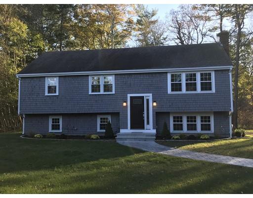 Частный односемейный дом для того Продажа на 388 Summer Street 388 Summer Street Duxbury, Массачусетс 02332 Соединенные Штаты