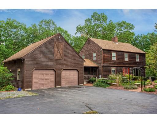 Частный односемейный дом для того Продажа на 495 Burrage Street 495 Burrage Street Lunenburg, Массачусетс 01462 Соединенные Штаты