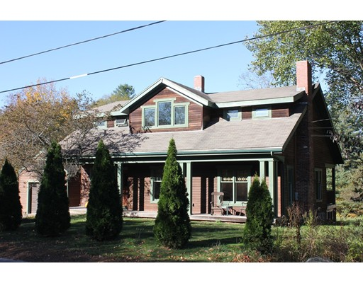 واحد منزل الأسرة للـ Sale في 323 Randall Road 323 Randall Road Berlin, Massachusetts 01503 United States