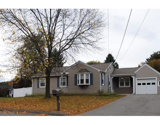 独户住宅 为 销售 在 170 Blanan Drive 170 Blanan Drive Chicopee, 马萨诸塞州 01020 美国