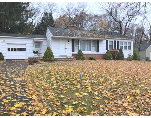 Single Family Home for Rent at 14 Bayne Street East Longmeadow, Massachusetts 01028 United States