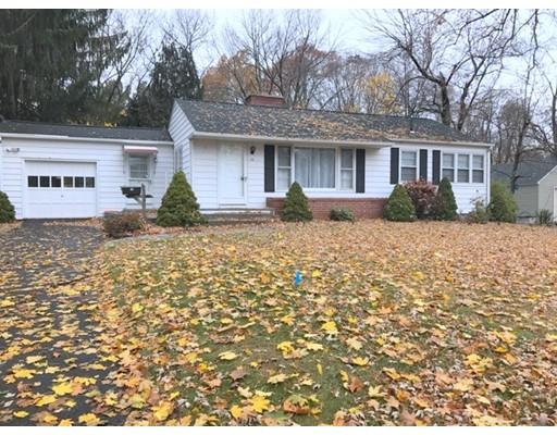 Single Family Home for Rent at 14 Bayne Street #1 14 Bayne Street #1 East Longmeadow, Massachusetts 01028 United States