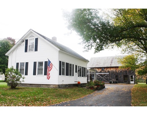 Single Family Home for Sale at 61 East Street Northfield, Massachusetts 01360 United States