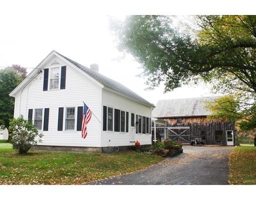 独户住宅 为 销售 在 61 East Street 61 East Street Northfield, 马萨诸塞州 01360 美国