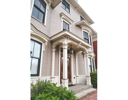 Condominium for Sale at 17 North Street 17 North Street Salem, Massachusetts 01970 United States