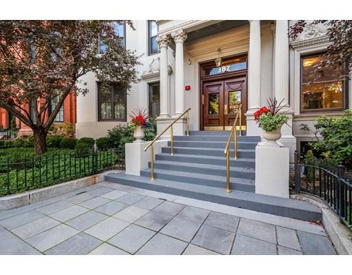 独户住宅 为 出租 在 382 Commonwealth Avenue 波士顿, 马萨诸塞州 02116 美国
